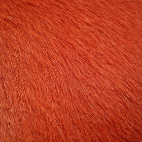 Peau de vache orange